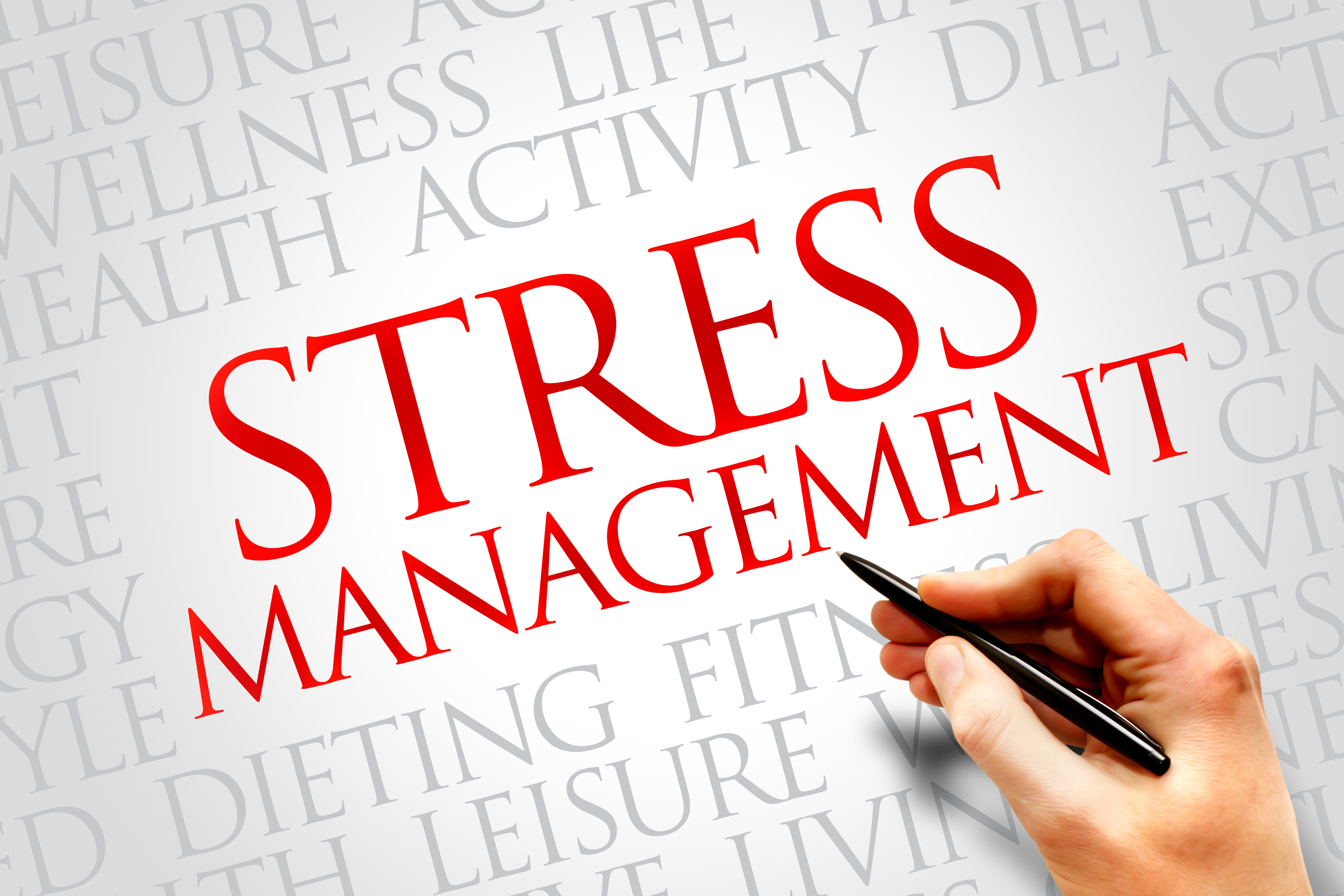 Stress Management Tips Attention To Wellness