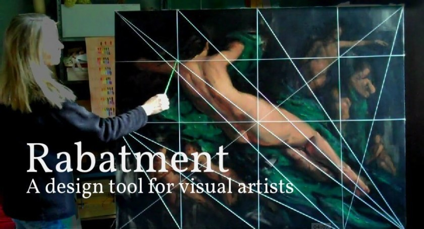 Judith Reeve online course on Rabatment for the Visual Artisit