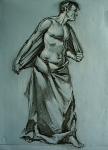 Study for Orpheus' Lament