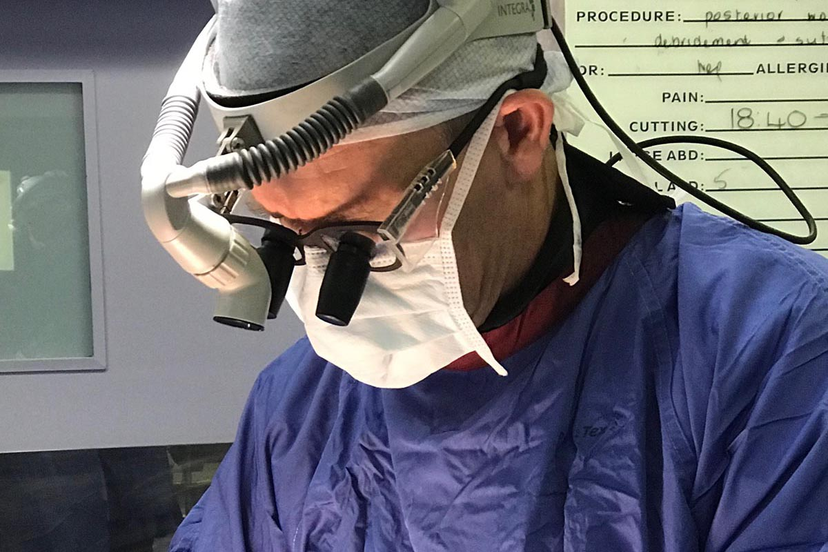 Top spinal solutions at The Club Surgical Centre - Atterbury