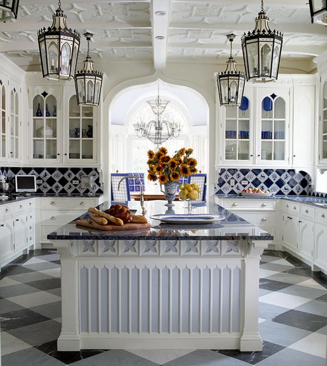 blue and white backsplash styles atticmag