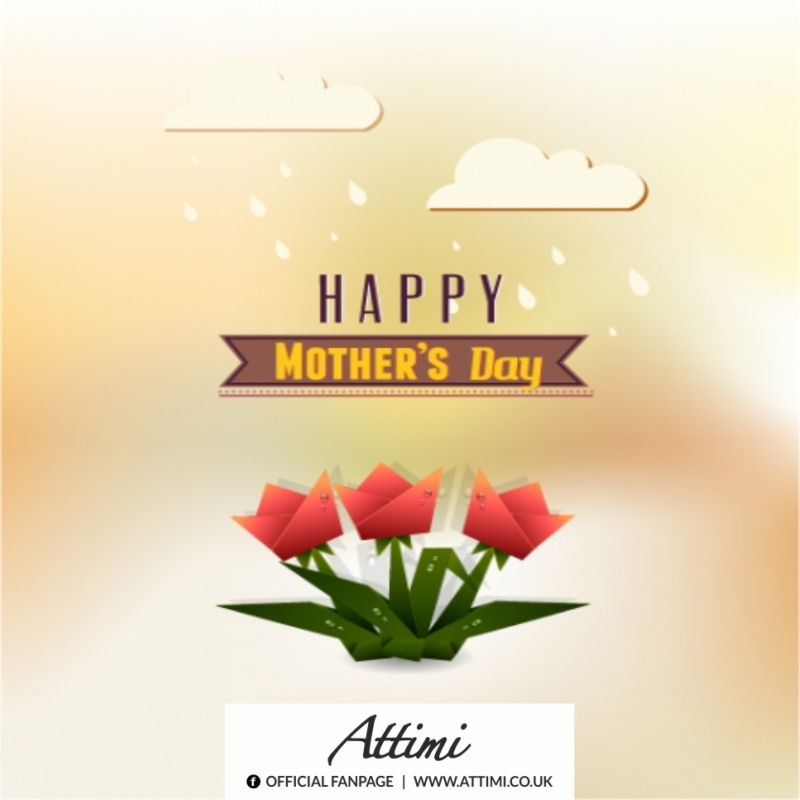 HAPPY MOTHER' S Day.
