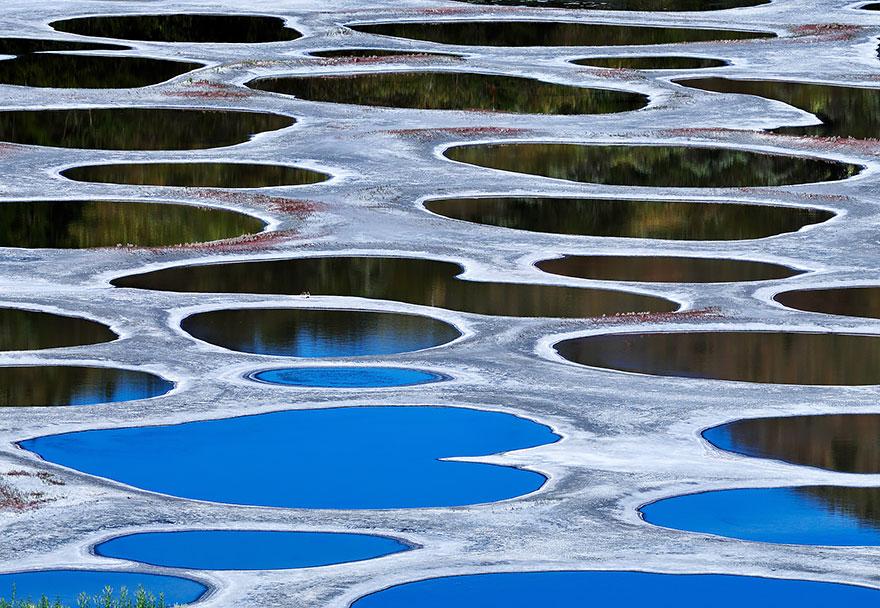 Lago Maculato, Canada