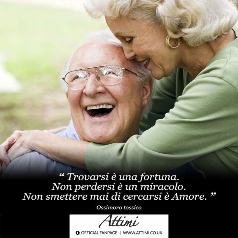 Trovarsi è una fortuna.Non perdersi è un miracolo. Non smettere mai di cercarsi è amore. (Ossimoro tossico)