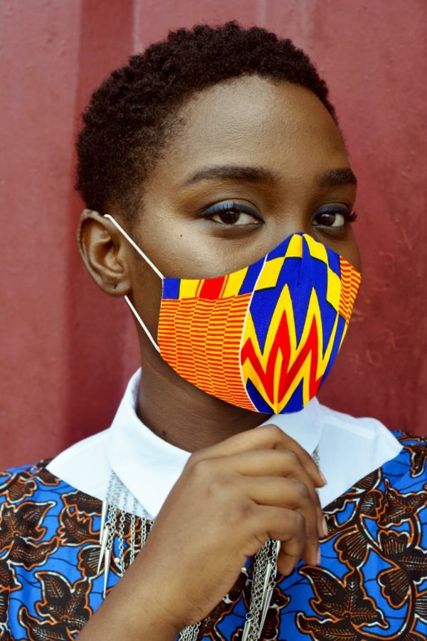 African Print Face Masks | Ankara Facemasks | CASS