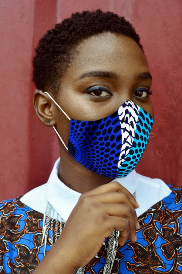 African Print Face Masks | Ankara Facemasks | ELIS