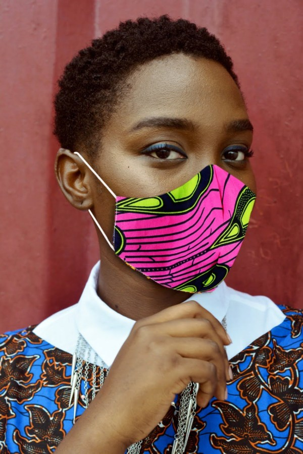 African Print Face Masks | Ankara Facemasks | FOLA