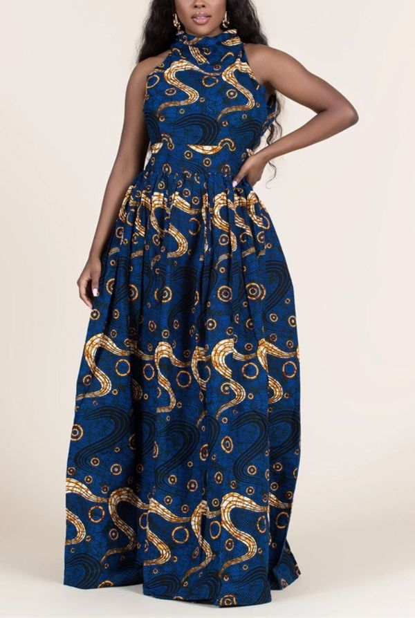 African printed gifts