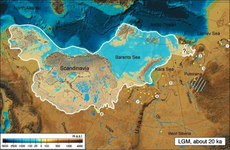 Last Glacial Maximum ex Hubberten 2004