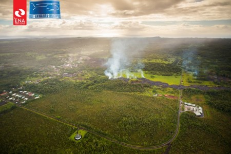 Aerial%20photo%20of%20the%20lava%20flow%20-%20Ena%20Media%20Hawaii%20Blue%20Hawaiian%20Helicopters 8