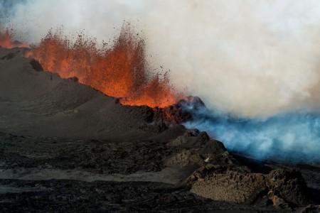 Bardarbunga-Volcano