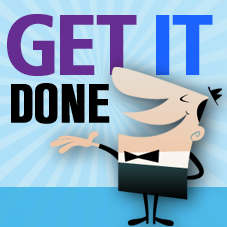 Get It Done by Daniel Gold