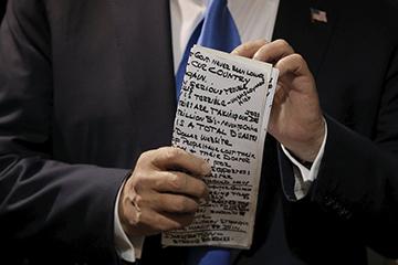 trump notes