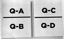 Notebook Quadrants-Analog Attorney