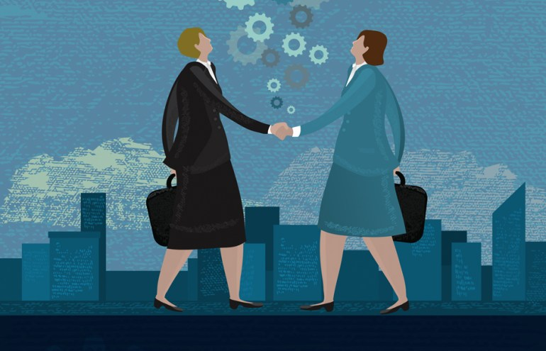 Networking with Successful Lawyers