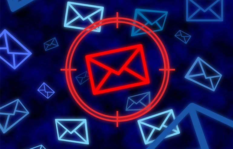 email tracking target