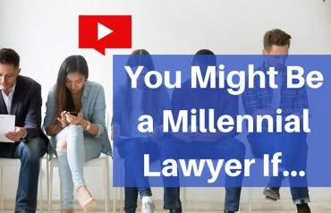Lead like a lawyer no 1 millennial
