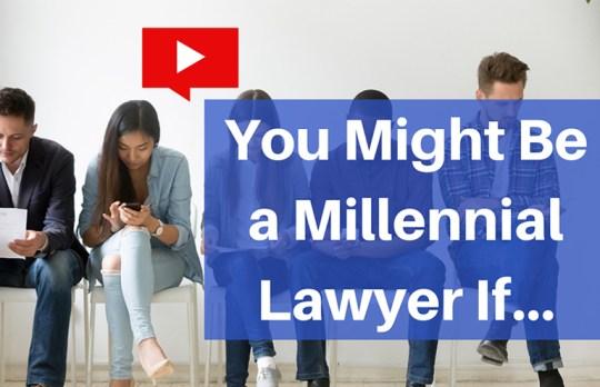 Lead like a lawyer no 1 millennial