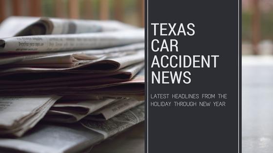 Texas Car Accident News 2018