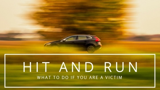 Hit and Run Car Accidents, What to do