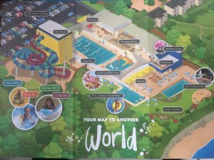 Alpamare Waterpark Scarborough Map