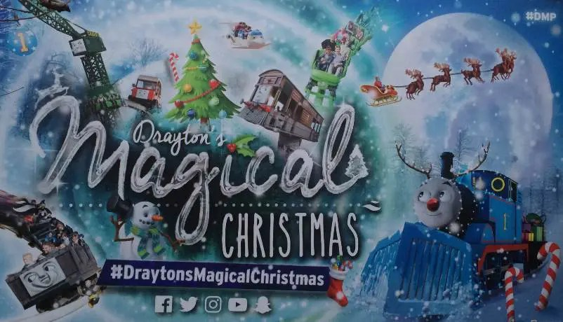 Christmas at Drayton Manor - Draytons Magical Christmas