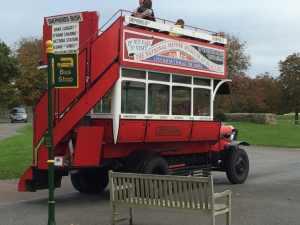 Beaulieu National Motor Museum - Veteran Bus