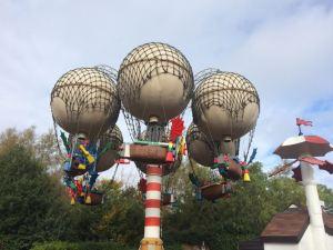 Legoland Windsor Resort - Balloon School Ride