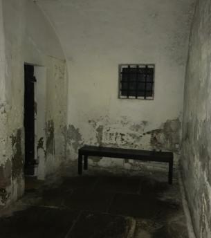 York Castle Museum - Prison Cell