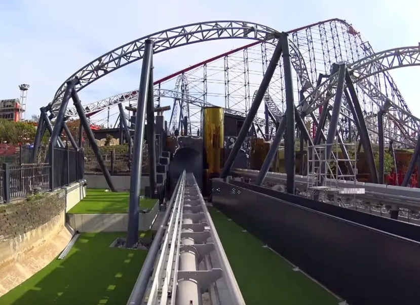 ICON - Blackpool Pleasure Beach LSM Launch