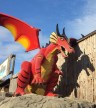 Legoland Windsor Resort - Vikings River Splash Model Dragon