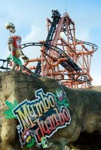 Flamingo Land Resort - Mumbo Jumbo Entrance