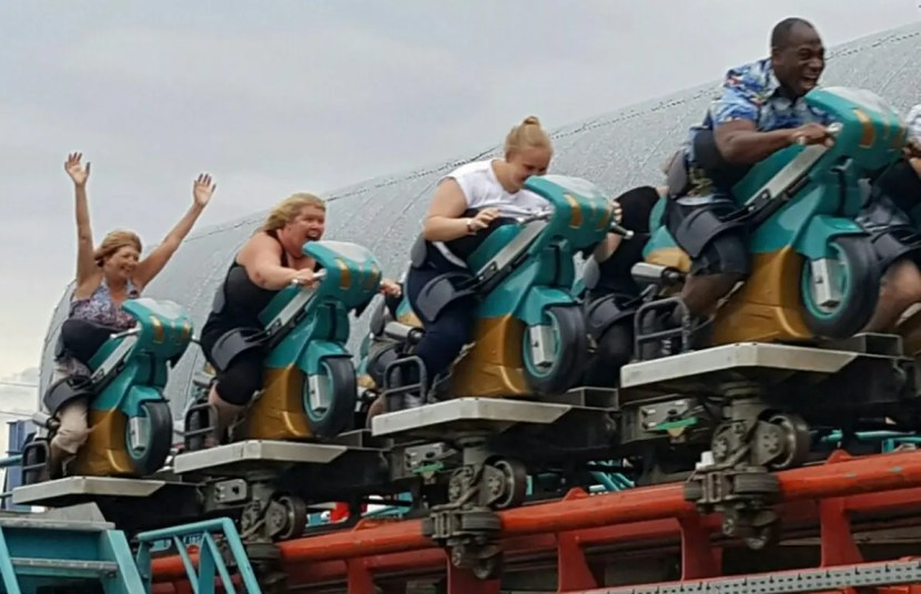 Velocity - Flamingo Land Resort