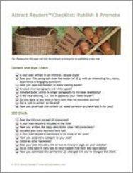 Publish and Promote Checklist