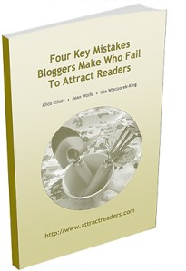 4 key mistakes bloggers make who fail to attract readers