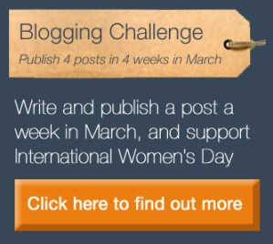 Blogging Challenge in March