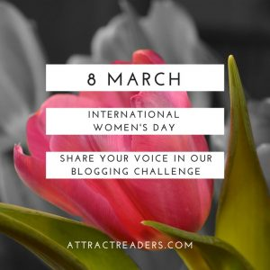 March blogging challenge