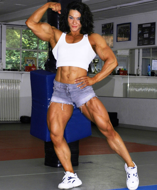 This is not Marit Bjorgen3