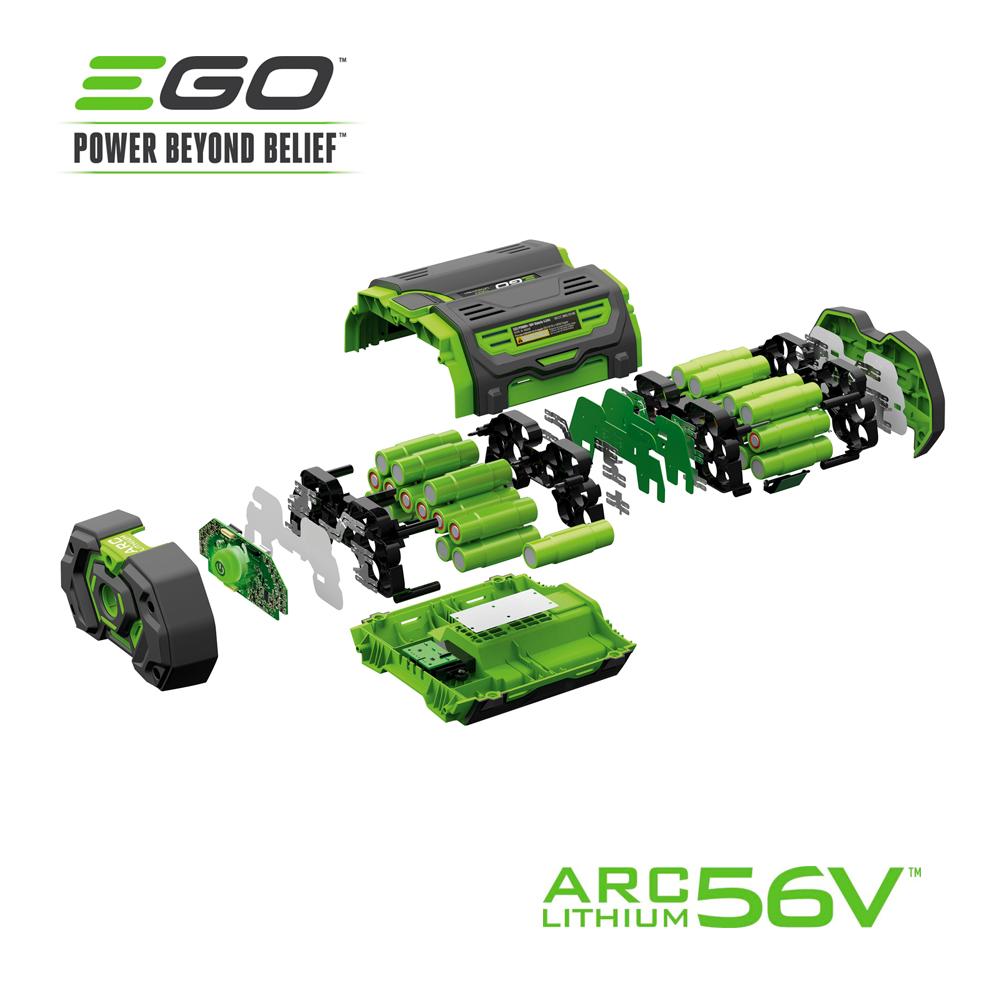 Esploso batteria Ego Power+ 56V