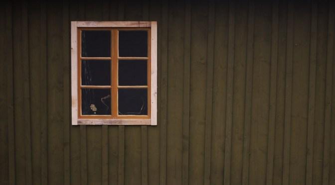 Blindfönster, för ögonens skull