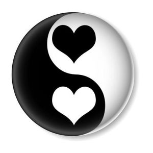 Yin Yang Love, coping well with duality