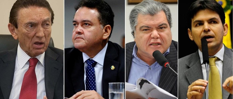 MPF quer cassar licenças de rádio e TV de Lobão, Roberto Rocha, Sarney e Victor Mendes