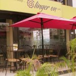 Cafe Linger On, Pune – true to its name