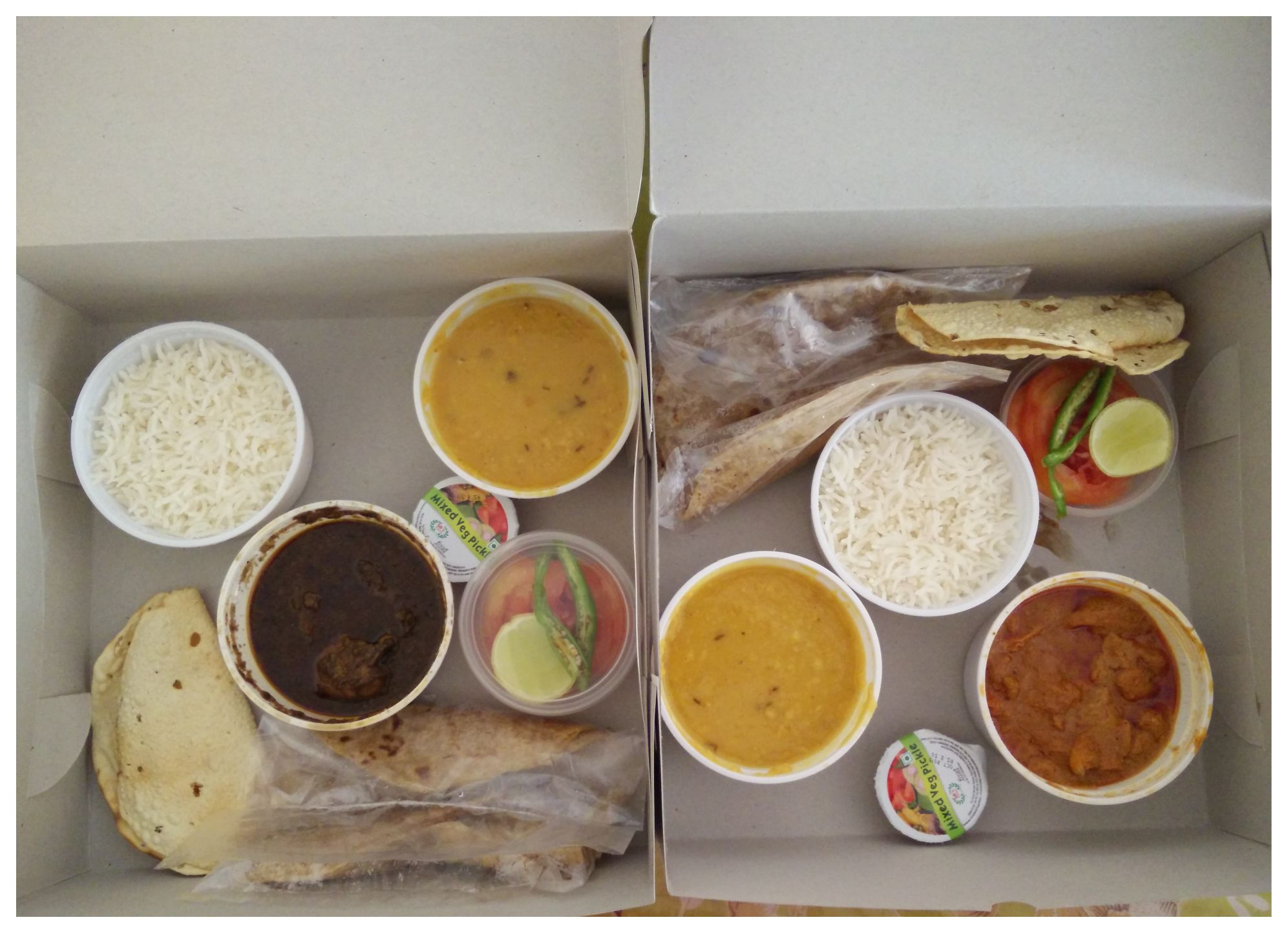 Khanabadosh Lunchbox