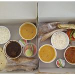 Trying the Khanabadosh Lunchbox