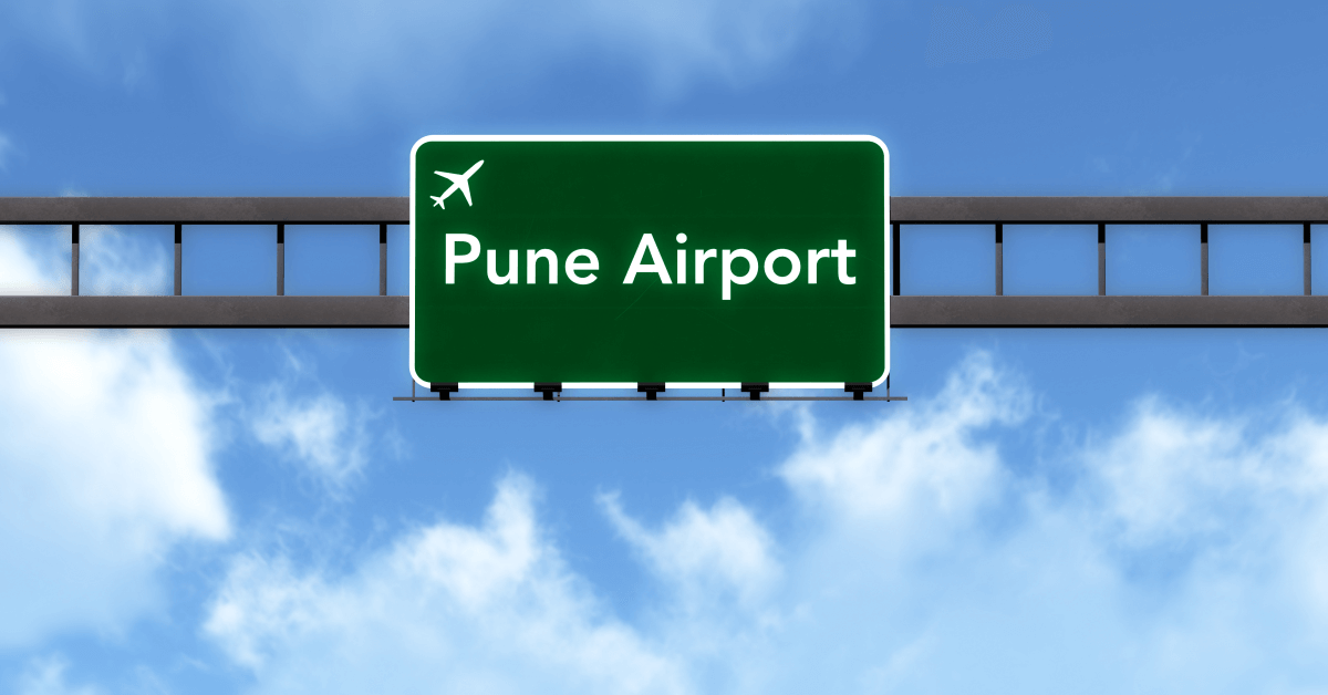 Pune Airport Parking