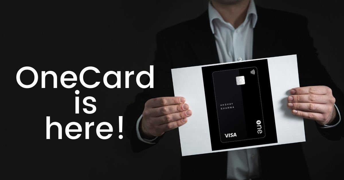 OneCard Metal Credit Card