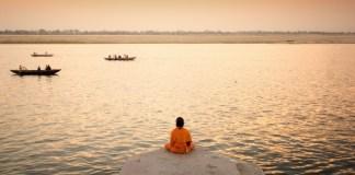 varanasi,comrade,meditation