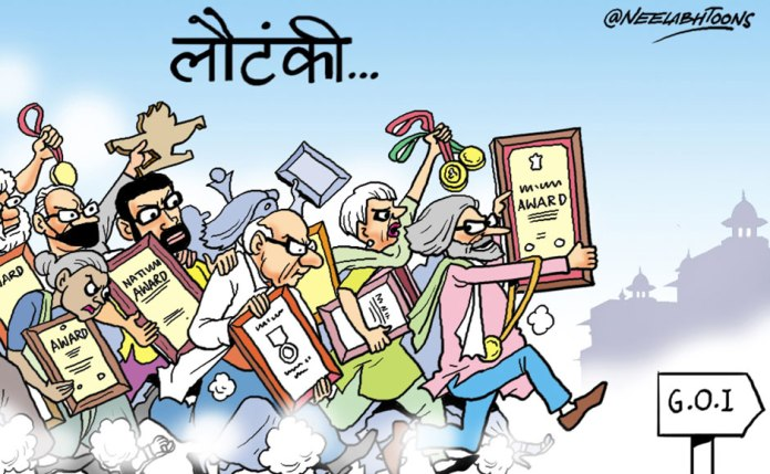 intolrance,award wapsi,intolrance in india