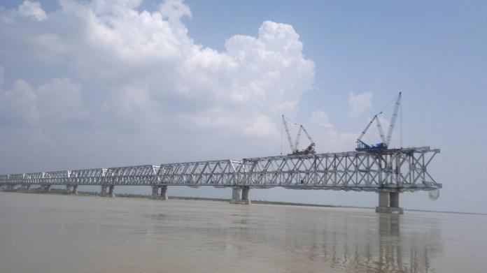 मुंगेर गंगा ब्रिज